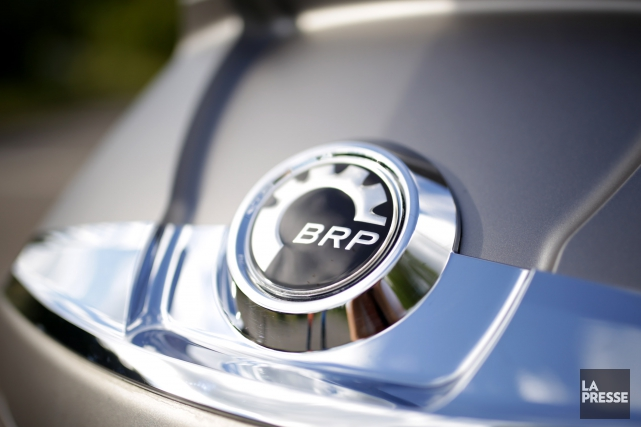 La compagnie BRP rapporte jeudi un bénéfice net de 111 millions $ au 1er... (Archives La Presse)