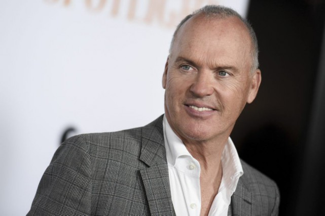 Michael Keaton... (Archives Associated Press)
