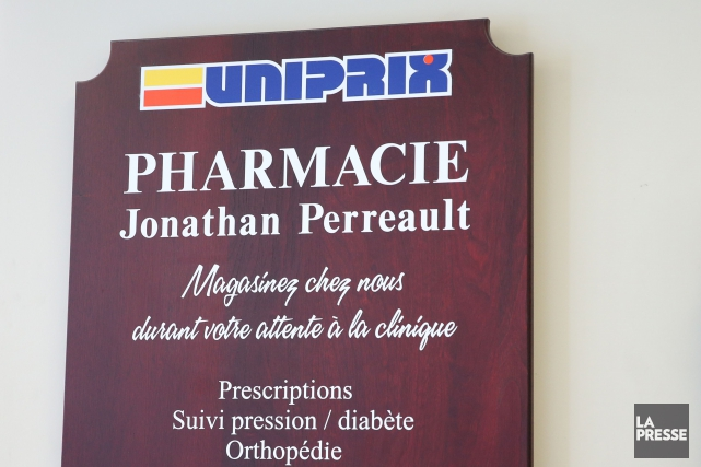 Des pharmacies de Sherbrooke, Valcourt et Victoriaville font partie d'un empire... (Photo La Presse)