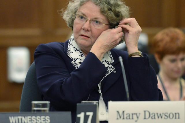 Le rapport annuel de Mary Dawson, déposé jeudi... (Photo Adrian Wyld, archives PC)