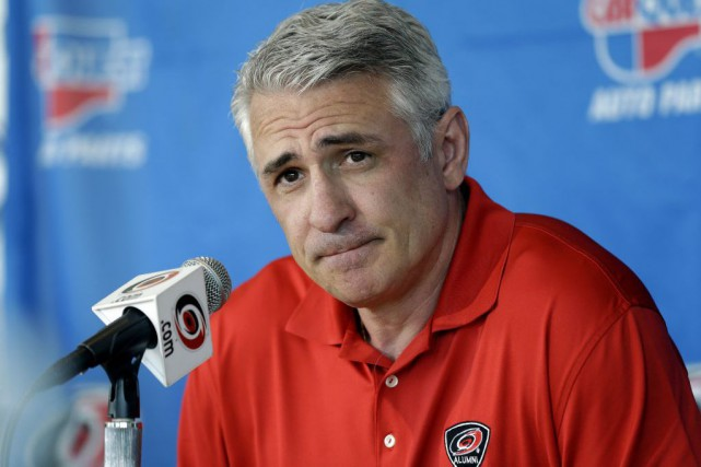 Ron Francis... (Archives AP)