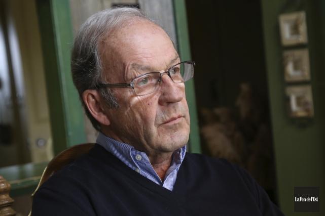 Le président de la SACS, Marcel Bundock, s'attend... (Archives La Voix de l'Est)