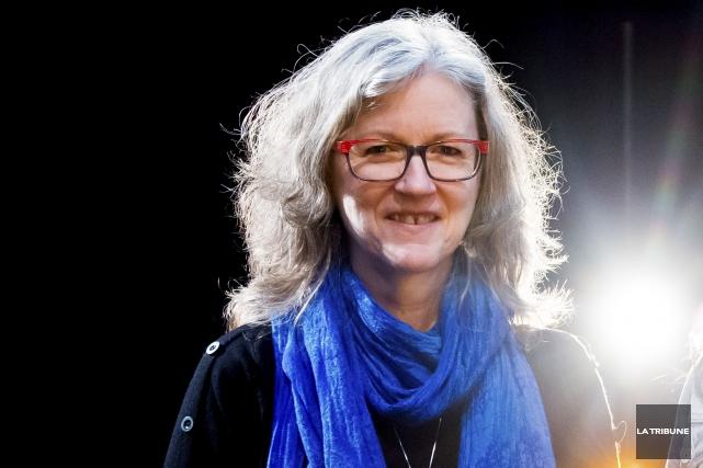 Liliane st-Arnaud... (La Tribune archives, Jessica Garneau)
