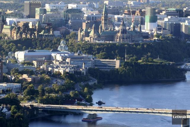 Ottawa figure également au deuxième rang du palmarès... (Patrick Woodbury, Archives LeDroit)