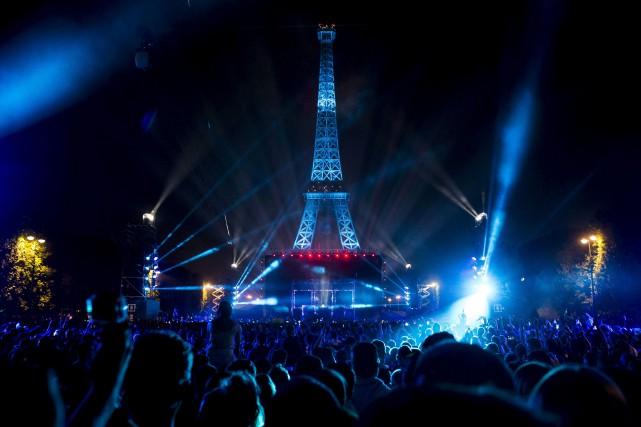 Les organisateurs de l'Euro-2016 ont misé sur un... (AP)