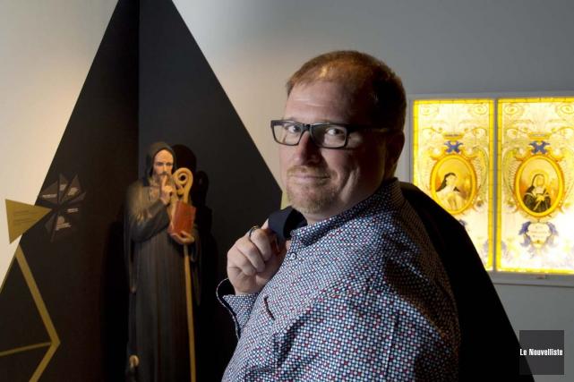 L'exposition 30 ans d'objets et d'émotions a été... (Sylvain Mayer, Le Nouvelliste)