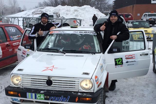 Peu importe le nombre de participants au Rallye... (Photo courtoisie)