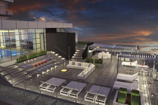 Mercredi, le Groupe Bolduc annonçait la construction d'un... (Photo fournie par le Groupe Bolduc)