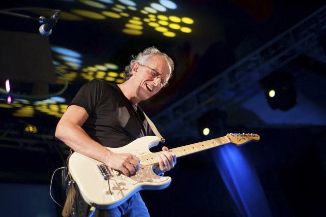 Le guitariste Michel Cusson invite les mélomanes à... (Hugo Lacroix)