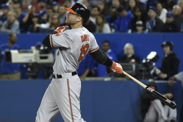Chris Davis... (Photo Dan Hamilton, USA TODAY Sports)