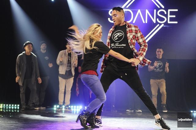 Plusieurs des danseurs associés au Festival Sidanse ont... (Photo Le Quotidien, Mariane L. St-Gelais)