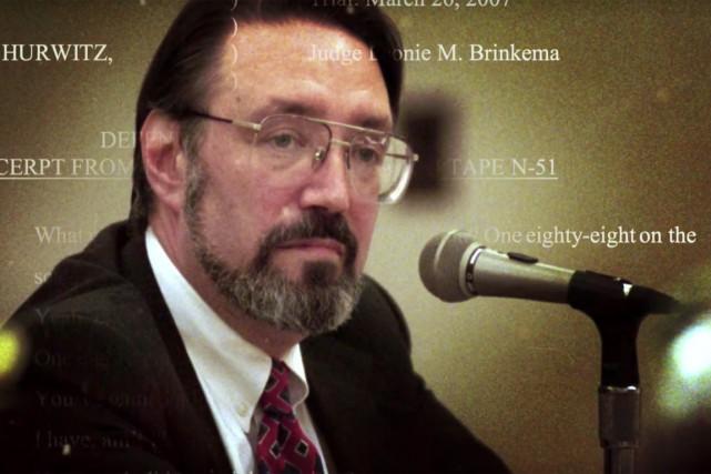 Le médecin William Hurwitz est lesujet du documentaireDr... (IMAGE TIRÉE D'UNE VIDÉO)