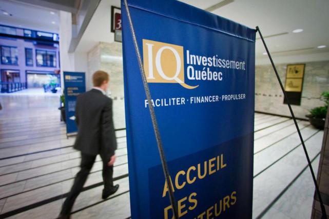 Près de 54% de l'ensemble des interventions financières... (Photo André Pichette, Archives La Presse)