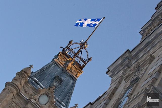 Le Parti libéral du Québec (PLQ) a dû rembourser plus de 12 000 $ en... (PHOTO IVANOH DEMERS, ARCHIVES LA PRESSE)