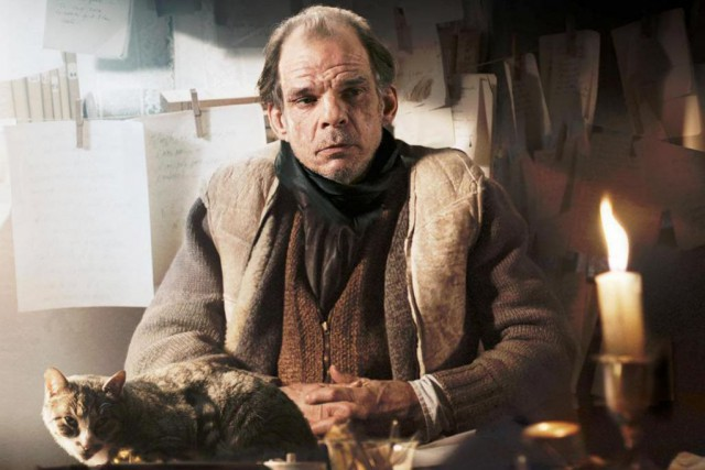 Denis Lavant dans le film Louis-Ferdinand Céline... (PHOTO FOURNIE PAR AXIA FILMS)
