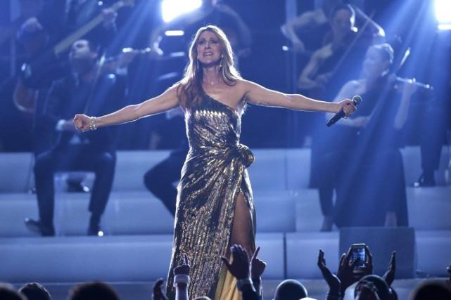 Après deux représentations à Anvers, Céline se rendra... (Archives AP)
