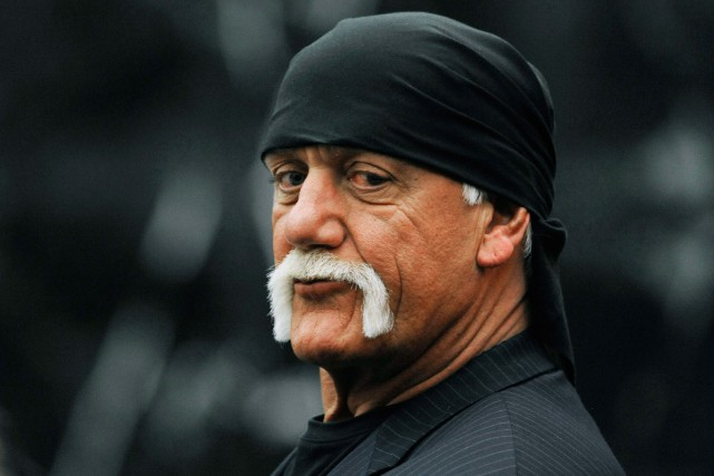 Hulk Hogan a poursuivi Gawker après que le... (Associated Press)