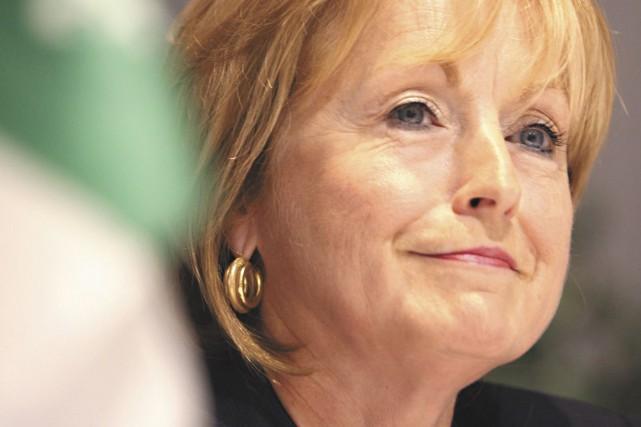 Madeleine Meilleur... (Archives, LeDroit)