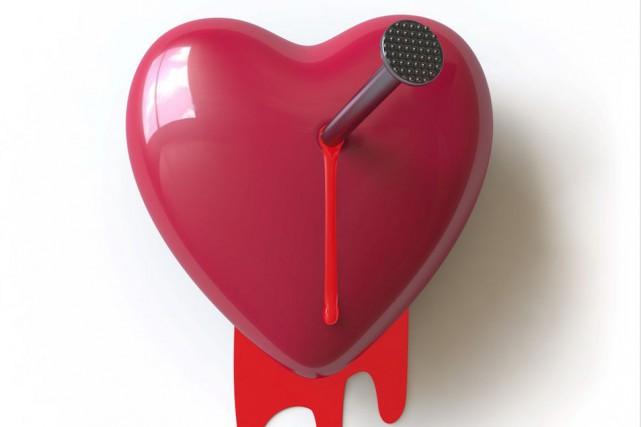 La nouveauté: un musée des coeurs brisés (123RF)