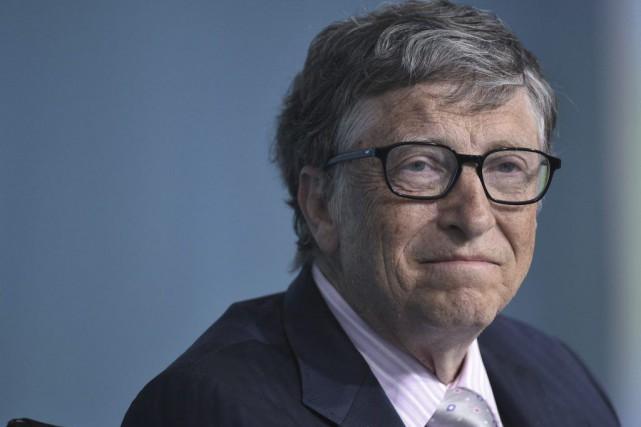 Bill Gates a expliqué que sa fondation s'était... (Mandel Ngan, Archives AFP)