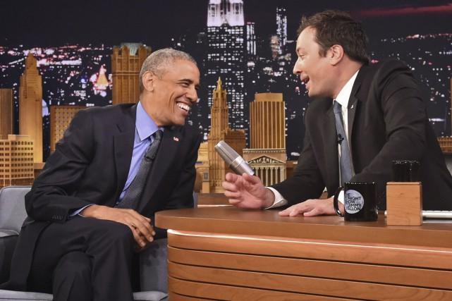 Le président Barak Obama a réitéré son appui... (AP, Thomas A. Ferrara)