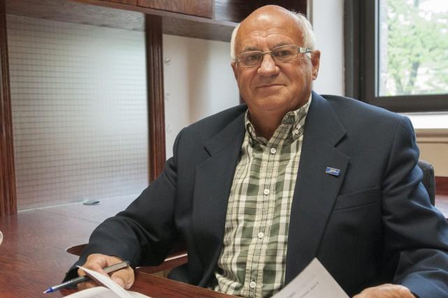 Le conseiller municipal Jean-Yves Provencher représentera Saguenay à... (Photo Le Progrès-dimanche, Michel Tremblay)