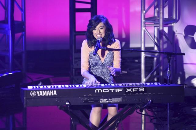 Le mobile du tireur qui a abattu la jeune chanteuse américaine Christina... (Agence France-Presse)