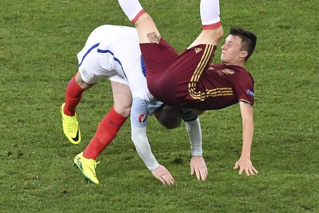 L'Angleterre, qui n'a jamais remporté son premier match... (Agence France-Presse)