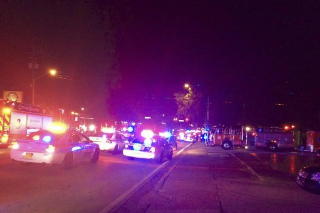 La fusillade a fait 50 morts et 53... (AFP/Police d'Orlando)