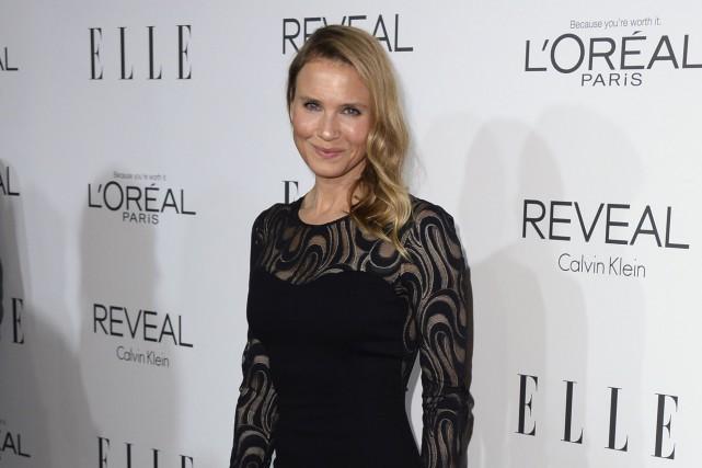 Renée Zellwegger explique qu'il a été difficile pour... (AP, Jordan Strauss)