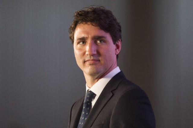 Le premier ministre Justin Trudeau.... (PHOTO CHRIS YOUNG, ARCHIVES PC)