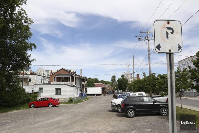 La Ville de Gatineau travestit ses propres principes dans le centre-ville en... (Etienne Ranger, LeDroit)
