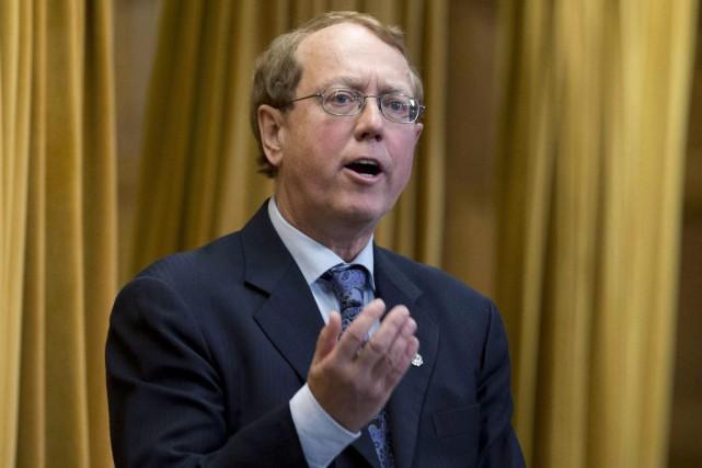 Le porte-parole du NPD en matière de justice,... (Adrian Wyld, Archives La Presse Canadienne)