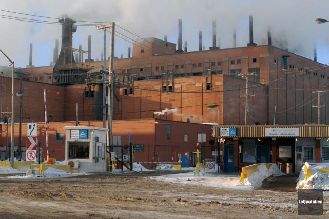 L'usine Vaudreuil... (Archives Le Quotidien)