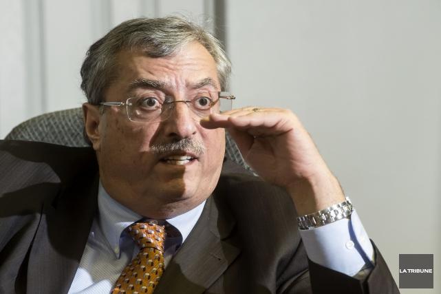Le professeur Sami Aoun... (Archives, La Tribune)