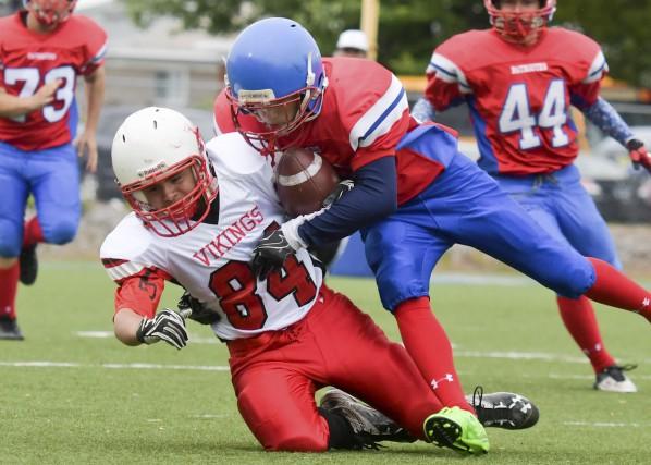 Les Vikings de l'école secondaire Champagnat ont raflé les grands honneurs de...