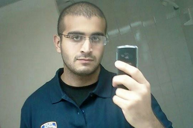 Omar Mateen, 29 ans, auteur de la fusillade... (PHOTO TIRÉE DU SITE MYSPACE.COM)