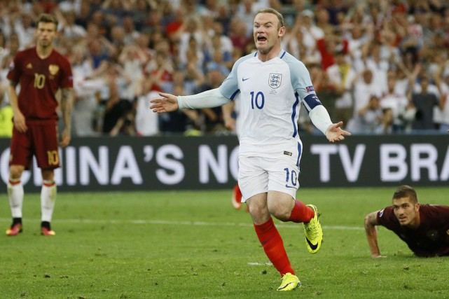 Wayne Rooney... (Photo Kirsty Wigglesworth, Associated Press)