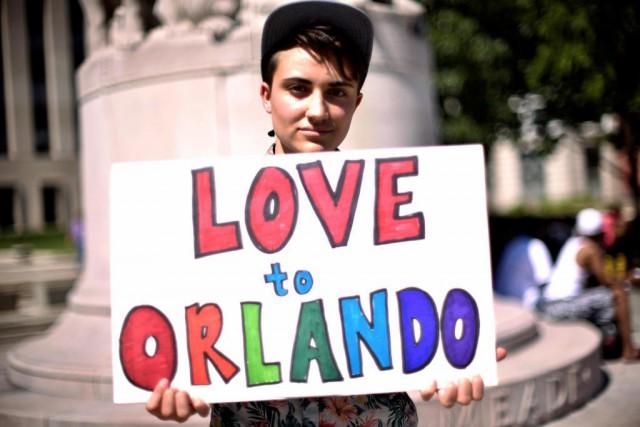 Un mouvement de solidarité s'est créé aux États-Unis,... (PhotoJames Lawler Duggan, Reuters)