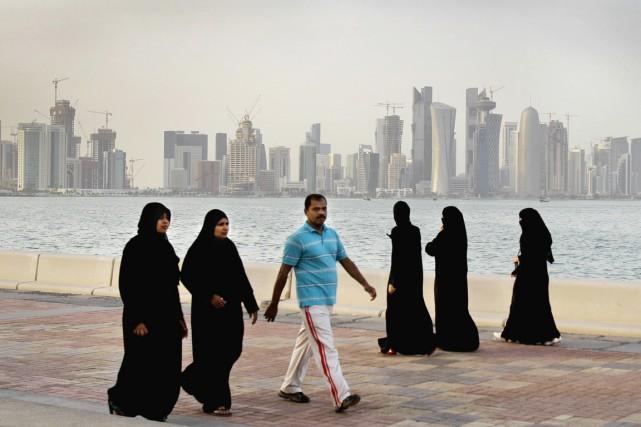 Sur cette photo prise au printemps2012, des femmes... (PHOTO Kamran Jebreili, ARCHIVES AP)