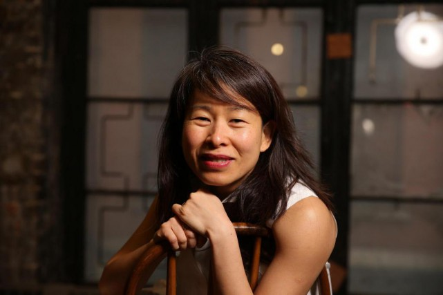 Kim Thúy prendra part aux 14es Correspondances d'Eastman.... (PHOTO Martin Chamberland, Archives LA PRESSE)