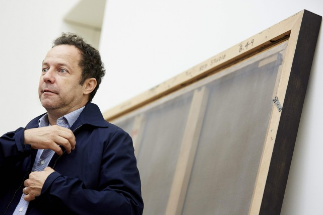 L'artiste brésilien Vik Muniz... (PHOTO AFP)