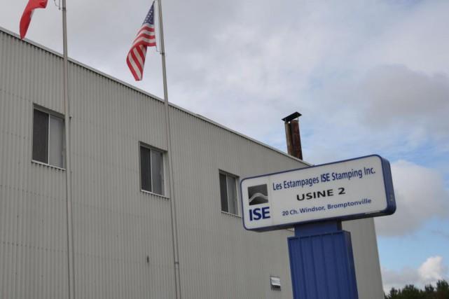 La compagnie ISE Métal promet la création de nombreux emplois dans la région au... (Photo tirée de Facebook)