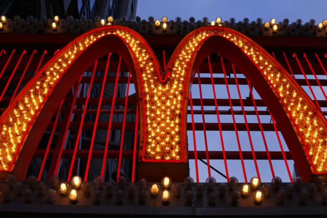 McDonald's a déjà habité Chicago par le passé, de... (PHOTO Gene J. Puskar, archives AP)