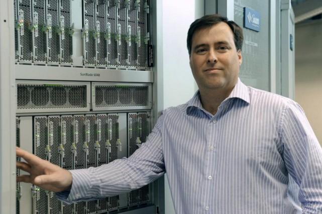 Le titulaire de la nouvelle chaire de recherche... (Marc Robitaille, Université Laval)