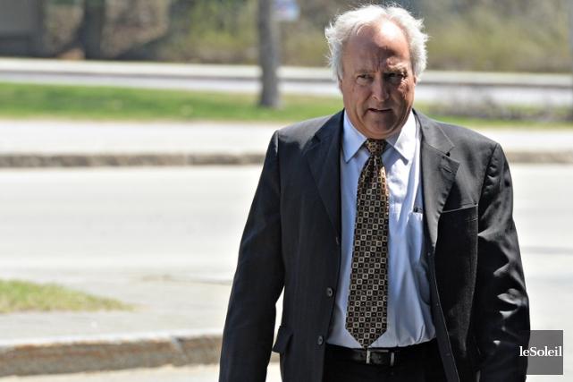 Nommé juge en 2010, M. Girouard a été... (ARCHIVES LE SOLEIL)