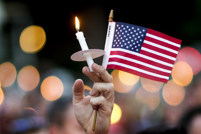 ÉDITORIAL / Le prétexte, ou l'idéologie, sont peut-être venus d'une autre... (Associated Press)