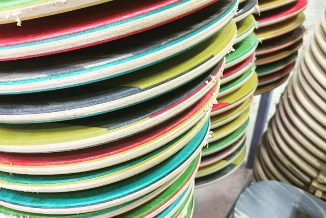 Control Skateboardsdéboursera 328 132,47 $ pour faire l'acquisition... (Tirée de Facebook)