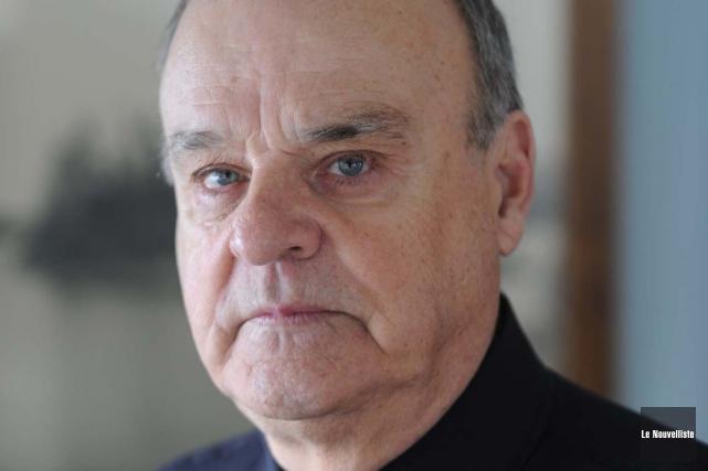 Robert Deschamps, ex-député de Saint-Maurice.... (Sylvain Mayer, Le Nouvelliste)