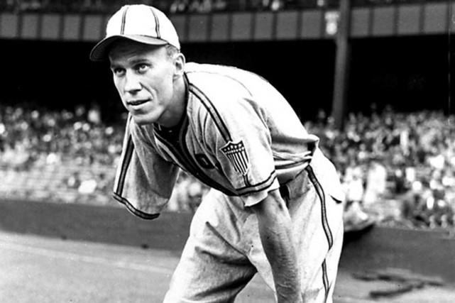 Même avec un seul bras, Pete Gray a... (Archives, Associated Press)